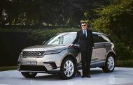 LAND ROVER LAUNCHES THE NEW RANGE ROVER VELAR IN INDIA