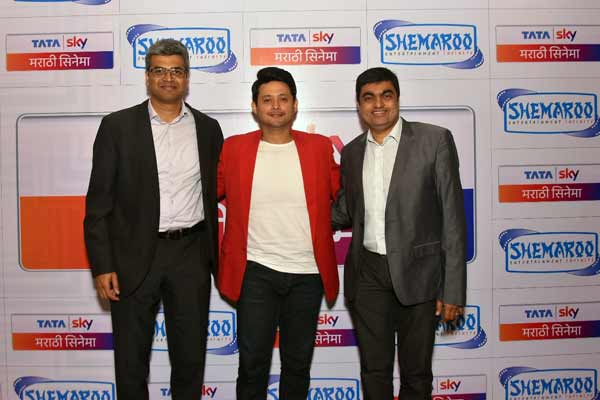 Masterpieces of Marathi content all day now with launch of Tata Sky Marathi Cinema