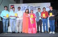 CURTAIN RAISER OF LIT-O-FEST SPEARHEADED BY SMITA PARIKH
