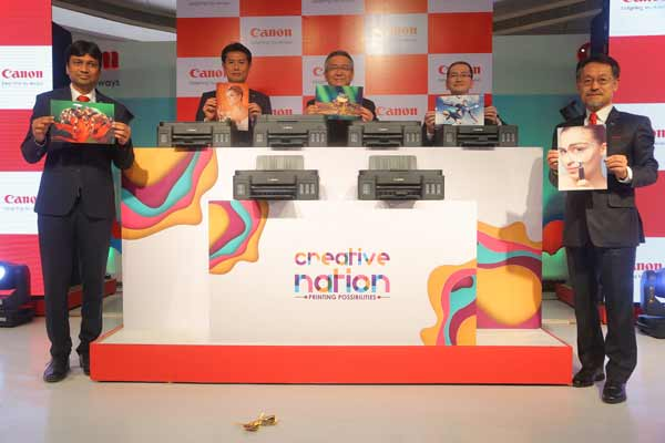 Canon India expands ink tank printers range by introducing six new PIXMA G Series