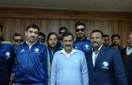 Indian Blind Cricket Teams meet Delhi CM Shri Arvind Kejriwal