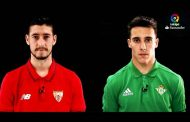LaLiga Interview Transcripts: Betis's Cristian Tello and Sevilla's Sergio Escudero