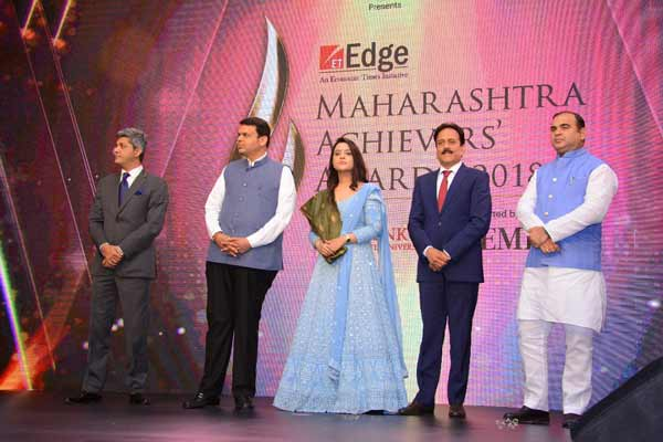 ET EDGE ANNOUNCES THE FIRST EDITION OF 'MAHARASHTRA ACHIEVER'S AWARDS 2018' SUPPORTED BY FEMINA