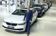 Truly Distinctive: The first-ever BMW 6 Series rolls-out of BMW Group Plant Chennai.