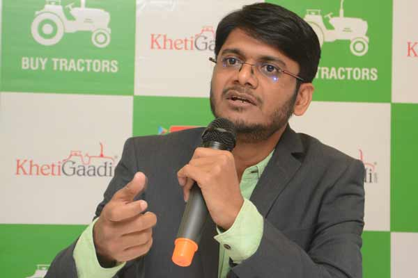 Khetigaadi launched for Farmers