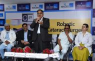 "Tollywood film maker Allu Aravind unveils world's advanced Laser System ""Catalys femto second laser"" device in MaxiVision Eye Hospitals"