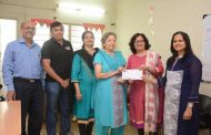 Support comes in for NGO's to manufacture sanitary napkins