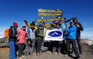 Adventure-Pulse creates history, by successfully leading the largest contingent of Indians to the summit of  Mt. Kilimanjaro
