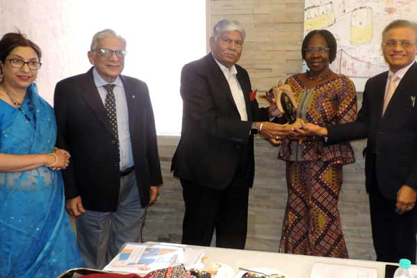 Uganda seeks ties with India in trade, investment and tourism