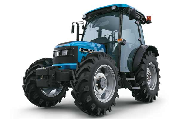 Sonalika Tractors continues strong growth journey Domestic volume registers robust growth of 45%