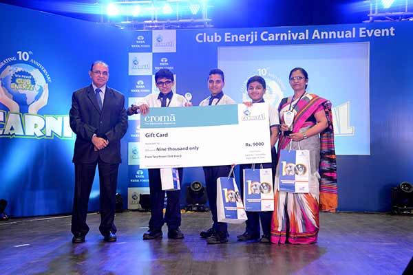 Tata Power Club Enerji celebrates Annual Club Enerji Carnival
