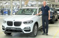 BMW Group Plant Chennai starts production of the all-new BMW X3