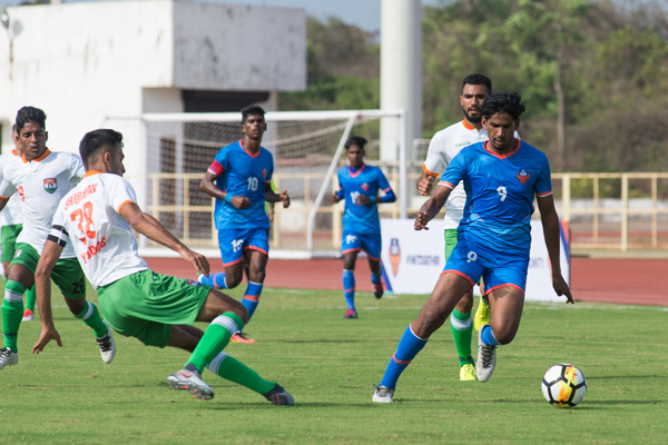 Gaurs put 5 past hapless Madhya Bharat in second division I-league opener