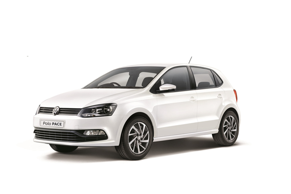 Volkswagen introduces limited edition Polo Pace and Vento Sport