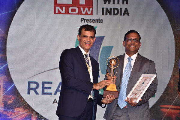 Gera Developments honoured with prestigious awards for excellence in Real estate by ET Now and Realty Plus