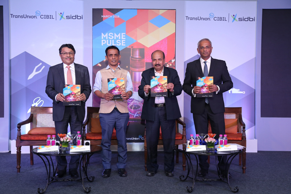 """SIDBI and TransUnion CIBIL launch """"MSME Pulse""""- India's largest study based on over 5M entities with active credit accounts"""