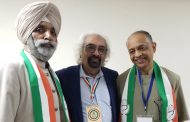 """Our revered institutions are under severe threat; It is time to wake up""! George Abraham at the AICC Pleanary session"