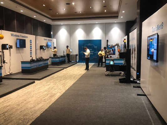 """Atlas Copco India Launches """"Smart Connected Assembly""""– supporting the vision of Industry 4.0"""