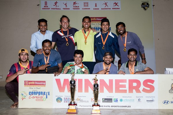  Dassault Systèmes claims the title in corporate Carnival sports fiesta
