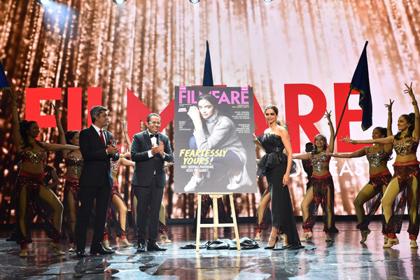Filmfare Middle East Magazine Re-launched by Danube Group
