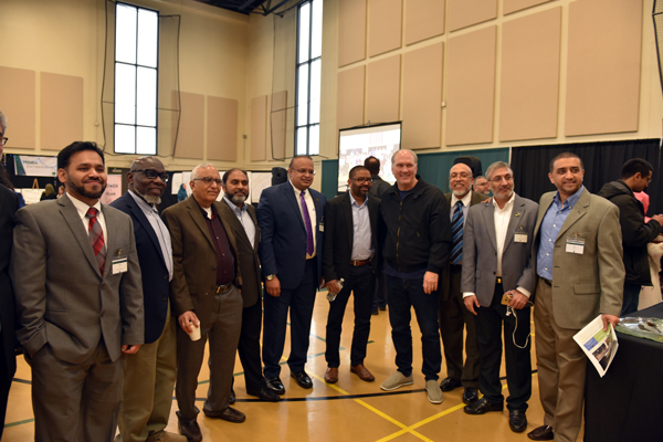 Open Mosque Day Brings Warmth and Cheer on a Cold April Day