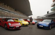Porsche's sports car credentials put to the test at Buddh International Circuit