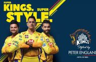 Peter England is the official 'Style Partner' for Chennai Super Kings