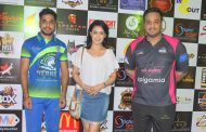 Hrishitaa Bhatt at BOX - BOWL OUT XERIES spearheaded by Zeeshan Siddique