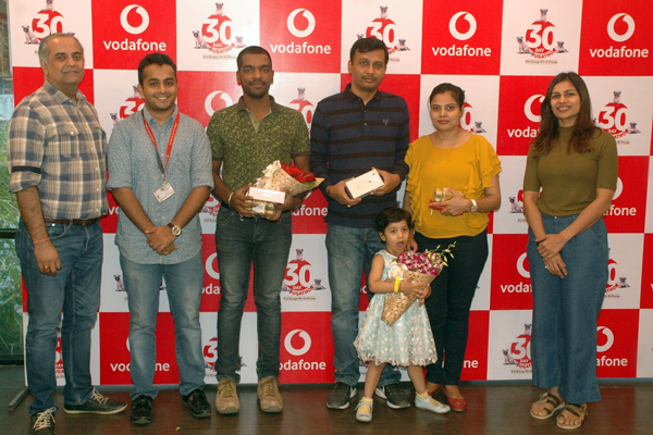 VODAFONE PUG-A-THON WINNERS ANNOUNCED