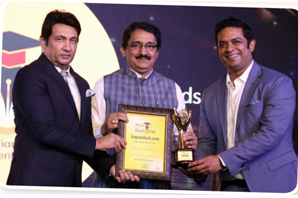 Suryadatta Group of Institutes ranked one of the best Management Institutes amongst four in Western India