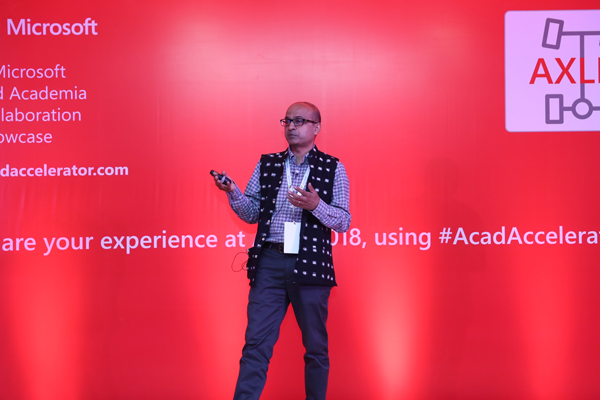 Microsoft Academia Accelerator reinforces the need to integrate academia and the IT industry