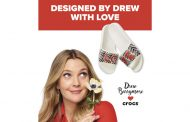 Crocs Unveils Its Drew Barrymore ♥Crocs Chevron Collection