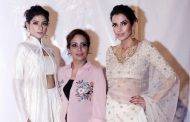 Gala fashion extravaganza celebrated Beautiful makeovers and high couture fashion