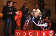 Mobike - World's largest Smart Bicycle Sharing Company rides into Pune, INDIA