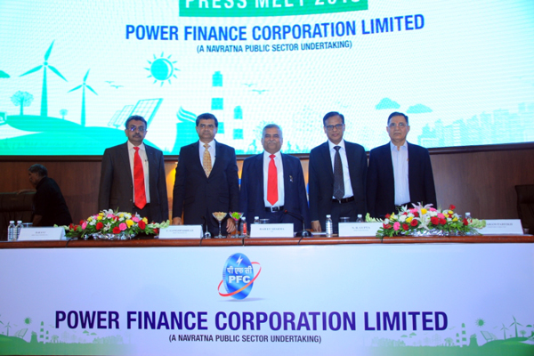 Power Finance Corporation Limited - Significant highlights and achievements in FY 2017-18