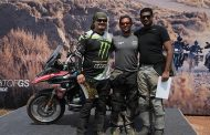 Mongolia calling: 'Team India' to compete at BMW Motorrad International GS Trophy starting 3 June 2018
