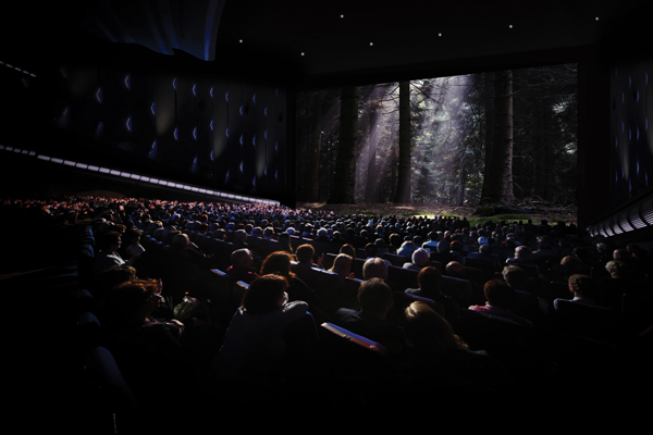 Samsung revolutionizes the movie theatre experience with World's first Onyx Cinema LED Screen in India