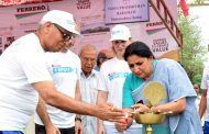 Ferrero launches the fourth edition of Kinder+Sport 'Joy of Moving' camp at Baramati