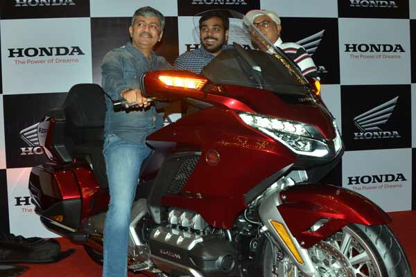 Honda's 2018 Gold Wing deliveries commenced