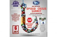AAPI initiates Summit on Opioid Crisis at 36th Annual Convention