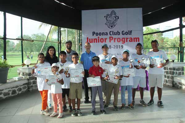 """Ferrero ties up with Poona Golf Course to promote """"Joy of Moving"""""""