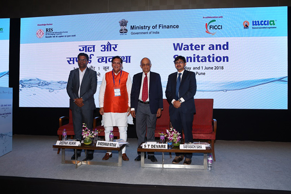 """Two day Thematic Seminar on """"Water and Sanitation"""" concludes in Pune"""