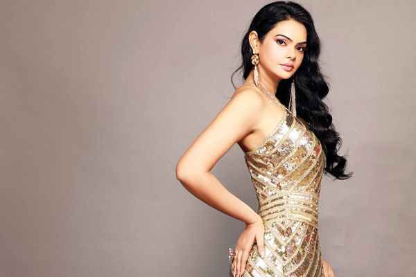 Shweta Chaudhary To Represents India At Mrs Earth 2018 in Las Vegas