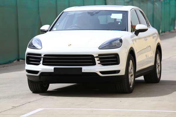 The New Generation Porsche Cayenne Arrives In India