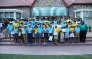BRIGHT FUTURE FOR YOUNG GOLFING TALENT