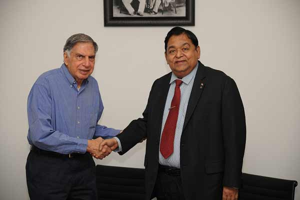 A.M. Naik-founded Nirali Memorial Medical Trust to set up Cancer hospital at Navsari, Tata Trusts to manage operations