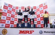 Volkswagen Ameo Cup 2018: Kolhapur's Dhruv Mohite takes overall lead after Round One