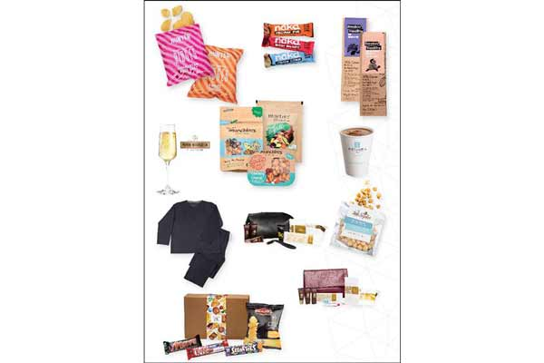 ETIHAD AIRWAYS ADDS A NEW RANGE OF BUY ON BOARD PRODUCTS, INCLUDING PREMIUM LOCAL SNACKS