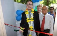 Australian Consul General Tony Huber inaugurated Solar Power system at Cheshire Homes, Andheri East