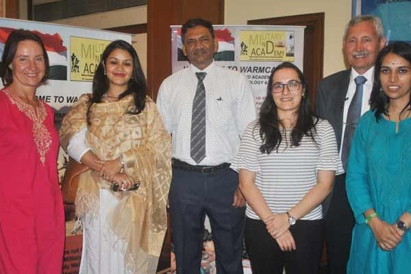 Pune to host the fourth edition of WARMCAMP International Military Psychology Conference